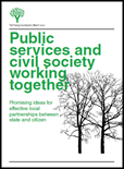 Public services and civil society working together