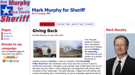 Mark Murphy for Sheriff