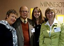 Jeanna Quinn, Charlie Kyte, Aimee Ranallo, Deb Larson