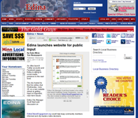 Edina Sun Current article