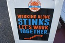 The Spur: Working alone stinks. Let's work together.